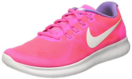 2017 Rn Women's Free Nike Pink Running Shoe FAB4w