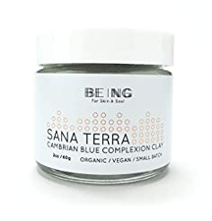 Gentle Complexion Clay Face Mask Powder,...
