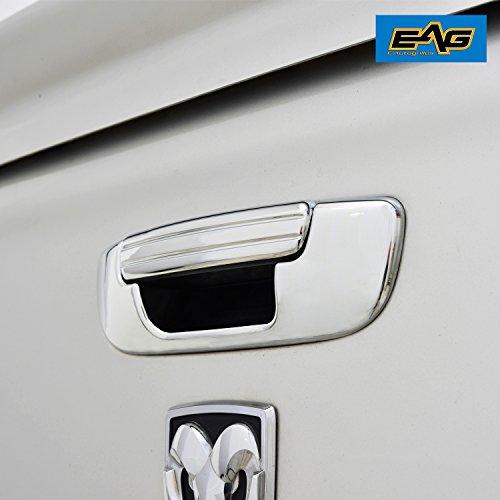 03 dodge ram rear door panel - 7