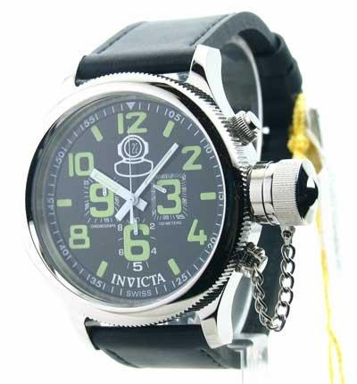 [Invicta Men's 7000 Signature Collection Russian Diver Chronograph Watch] (Invicta Russian Diver Chronograph)