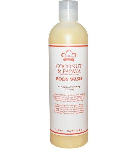 Body Wash (Coconut & Papaya)