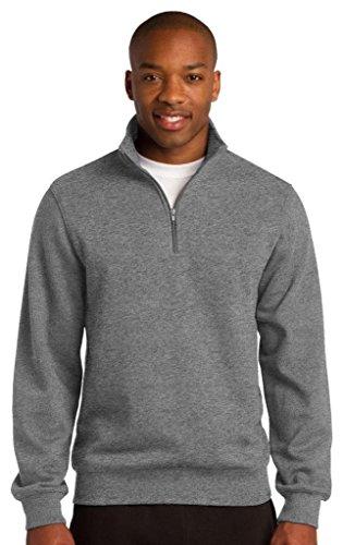 1/4 Zip Womens Sweatshirt - 9