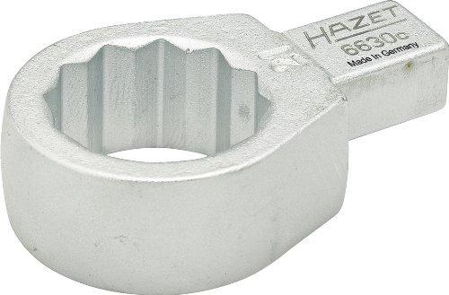 Hazet 6630 C-15 45.5 MM 12ポイントTractionプロファイル挿入box-endレンチ – クロムメッキby Hazet B01HR37YOM