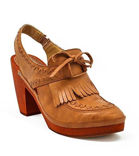M CACTUS Heels Latigo Latigo Cork Womens Size CACTUS Heels 8 Womens qEAOvnA