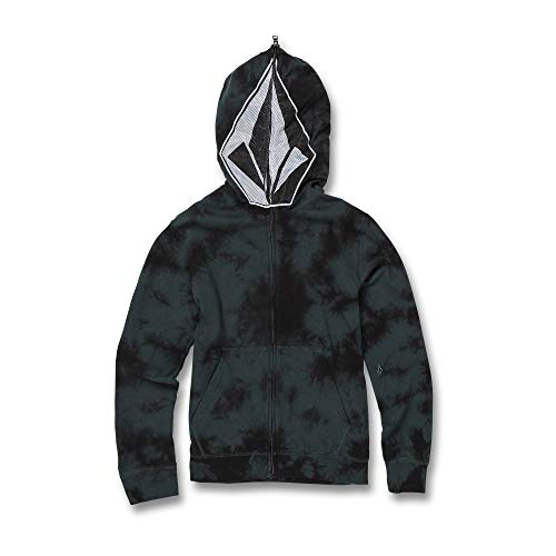 Face Volcom - Volcom Boys Cool Stone Full Zip Hooded Sweatshirt