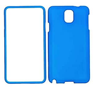 Cell Armor Snap-On Cover for Samsung Galaxy Note 3 - Retail Packaging - Fluorescent Pearl Blue by runtopwell