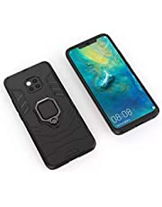 Cover Huawei Mate 20 pro -iron man with Magnetic Ring