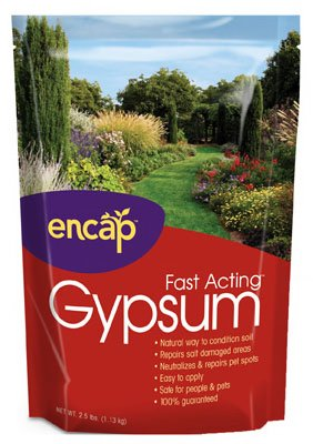 Ast Soil Conditioner (Encap Gypsum Plus Ast Soil Conditioner Bagged 2.5 Lb.)