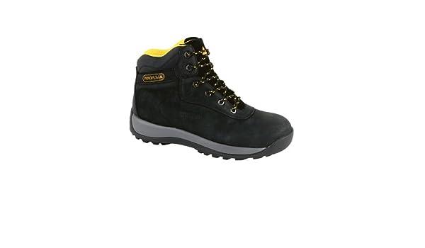 Delta Plus LH840SM arena - Botas de seguridad para hombre nuevos cuero trabajo Calzado de protección, color beige, talla 40.5: Amazon.es: Zapatos y ...