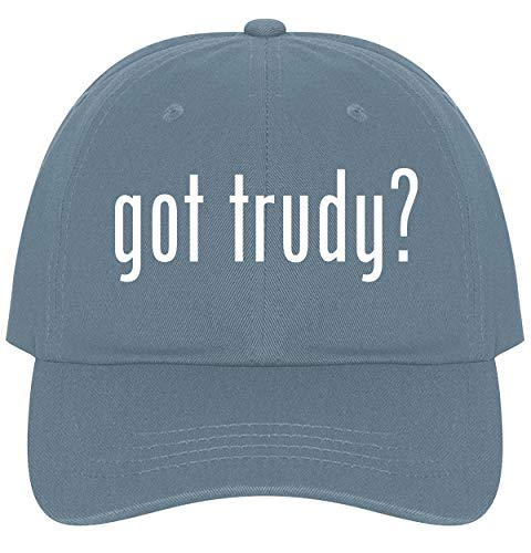 Trudy Toys (The Town Butler got Trudy? - A Nice Comfortable Adjustable Dad Hat Cap, Light Blue)