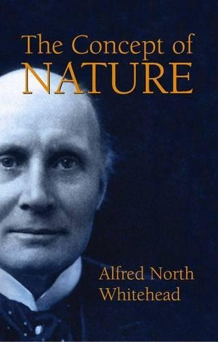 Read Online The Concept of Nature (Dover Books on Science) ebook