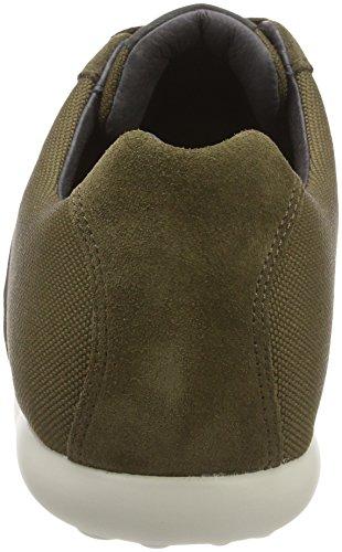 Uomo Dark Stringate XL Verde Green Camper Scarpe Pelotas Oxford 300 aRBSvq4w