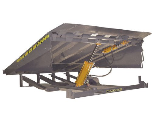 Beacon-BHD5-Heavy-Duty-Hydraulic-Loading-Dock-Leveler-Capacity-LBS-80000-Width-72-Height-19-Length-6-Model-BHD56680
