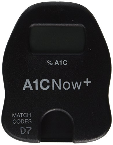 A1CNow+, Hba1c Blood Monitor w/ Sampler, 20 Test Kit