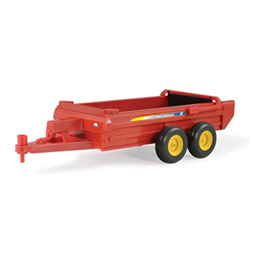 Manure Spreader - TOMY Ertl Big Farm 1:16 New Holland Manure Spreader