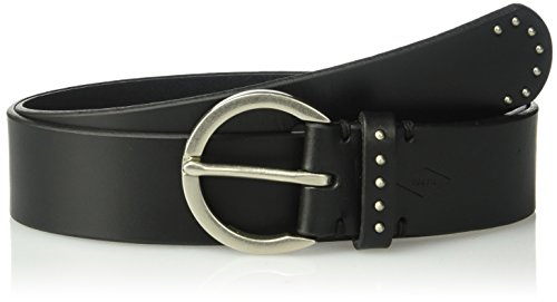 Fossil Women's Jean Stud Keeper Belt, Black, S - Stud Keeper