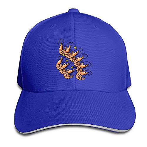 JHDHVRFRr Hat Crayfish Lobster Denim Skull Cap Cowboy Cowgirl Sport Hats Men Women
