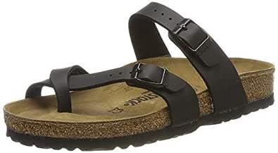 Birkenstock Australia Women's Mayari Sandals, Black, 37 EU
