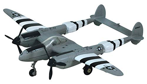 Smithsonian Museum Replica Series P-38 Lightning - 1/60 Scale ()