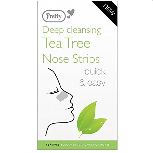Pretty Deep Nose Cleansing Charcoal Pore Strips 1 x 6 972313