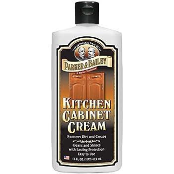 huge discount c966b a03b5 Amazon.com: Parker & Bailey Kitchen Cabinet Cream 8oz, 8 ...