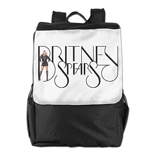 [Bekey Adult Britney Spears Outdoor Travel Hiking School Trekking Camping Backpack Daypack] (Britney Spears Costumes)