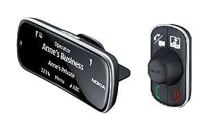 Nokia CK-200 - Manos libres Bluetooth para móvil de coche, negro