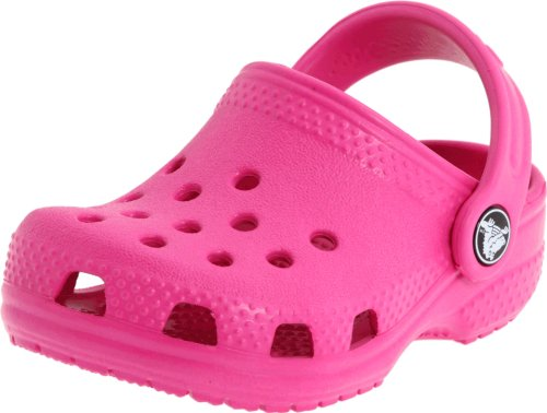 Crocs Kids' Classic Clog (Retired Colors) | Slip On Shoes for Boys and Girls | Water Shoes