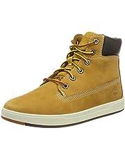 Timberland Unisex Davis Square 6 Inch (Junior) Klassieke laarzen voor kinderen