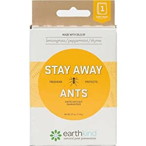 Stay Away Ants
