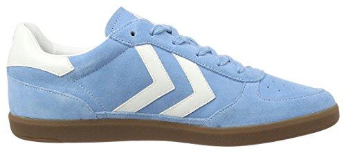 Unisex Adulto Blu Blue Scarpe Ginnastica Victory Heritage Basse da Hummel aPX0q