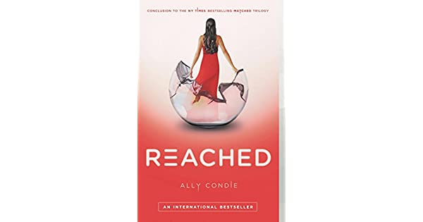 Reached matched book 3 ebook ally condie amazon loja kindle fandeluxe Choice Image