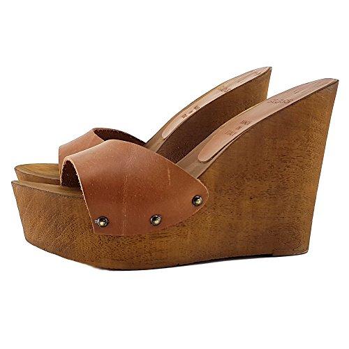 MYZ310 kiara shoes CUIR Sabots Coin xwOAq4a