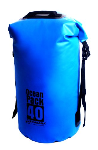 Blue Pack Day Karana Kayak Ocean Waterproof 40L Bag Dry Travel 40 Duffel Litre ECtn7tqR