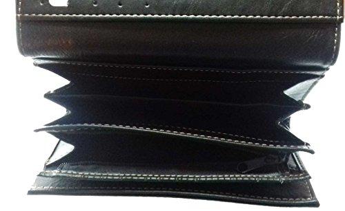 colibri Nero Monnaie Portafoglio Colibri Carte Moneta nero Colombe Porta Tqxf0wRCMn