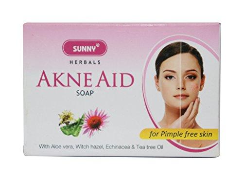 (Bakson's Akne Aid Soap Pimple Free Skin)