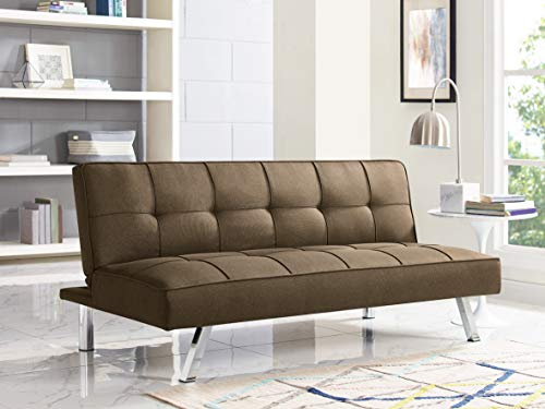 Serta SC-CLTS3LU2003 Cairns Upholstered Convertible Sofa, ((66