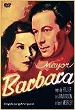 Mayor Barbara (Major Barbara) (1941) (Import Movie) (European Format - Zone 2)