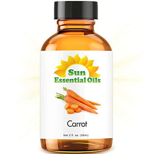 Carrot (2 fl oz) Best Essential Oil - 2 ounces (59ml)
