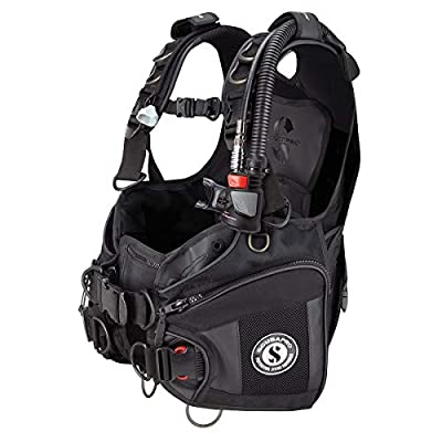 Scubapro X-Black BCD with AIR2 (X-Large)