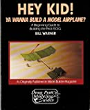 Hey Kid!...Ya Wanna Build a Model Airplane?, Bill Warner, 0830610405
