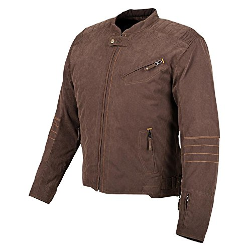 Motorcycle Jacket Brown - 5