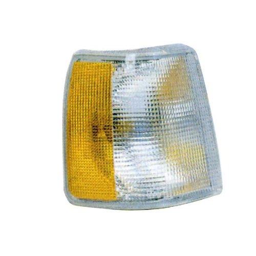 (1991-1995 Volvo 940 & 960 (for Models without Fog Lights, non-Turbo), 1990-1992 Volvo 740 Corner Park Light Turn Signal Marker Lamp Right Passenger Side (1994 94 1993 93 1992 92 1991 91 199090 1989 89 1988 88))