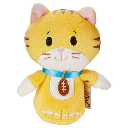 Bitty Kitty (Hallmark itty bittys Kitten Bowl Peanut Stuffed Animal)