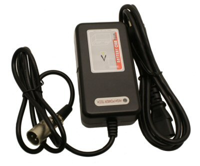 24 Volt 2.0 Amp XLR HP1202B Battery Charger