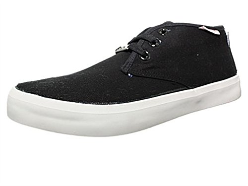 besomeone Men's Trainers Black LfY3h