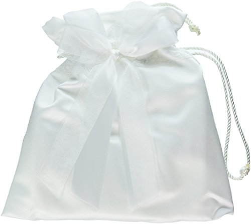 Clark Beau Tres Ring Beverly - Tres Beau Wedding Accessories Money Bag, White