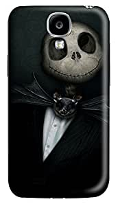 S4 Case, Samsung S4 Case, Customized Protective Samsung Galaxy S4 Hard 3D Cases - Personalized Bat Cover