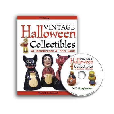 Vintage Halloween Collectibles Plus DVD Supplement]()