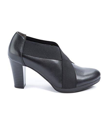 Andrew Geller Kell Mujeres Heels Black